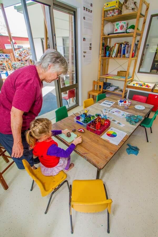 Curriculum at Rainbow Vallery Kindergarten Gladstone