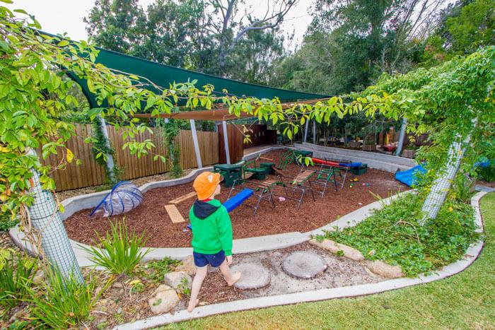 Rainbow Valley Kindergarten friendly playground