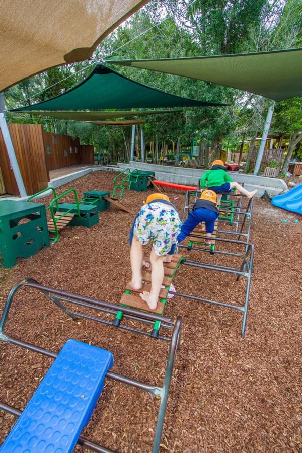 Rainbow Vallery Kindergarten playarea