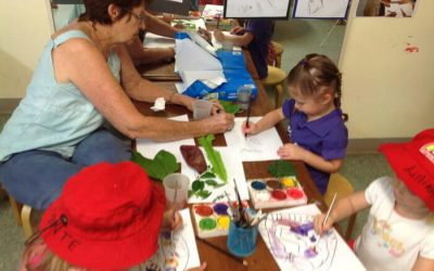 Working with Artists in Early Childhood Settings