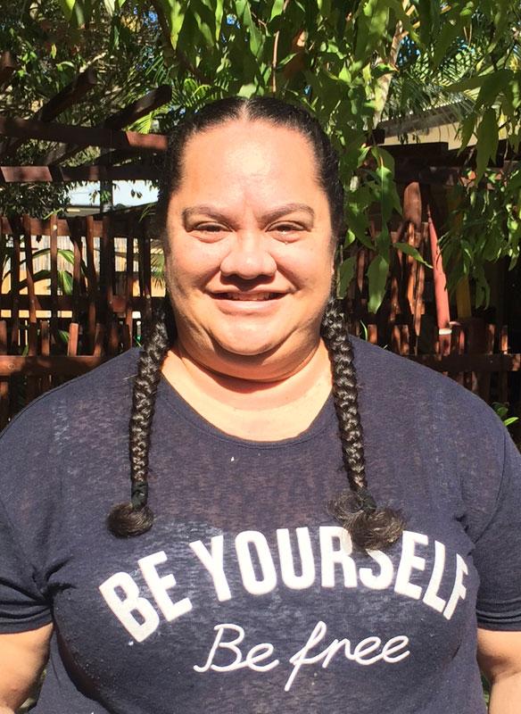 Yvonne Tahitahi